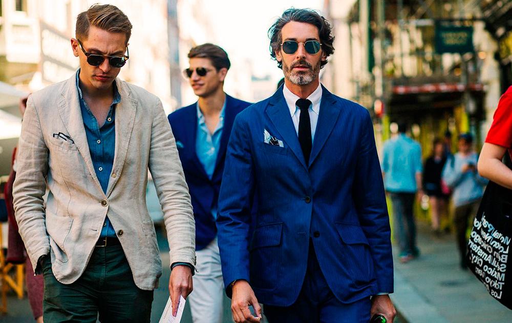 9 секретов безупречного мужского костюма