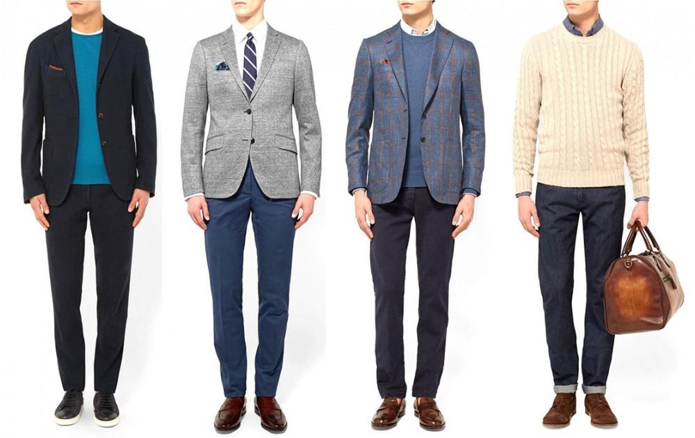 Одеваемся стильно в соответствии c дресс-кодом