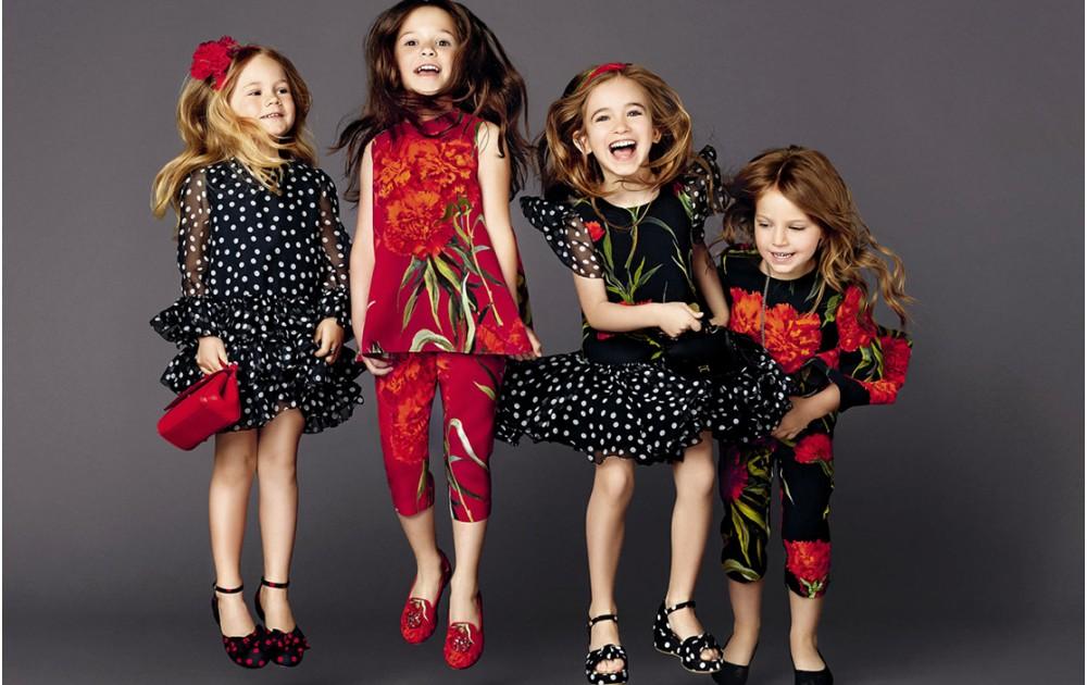 Мода для детей 2018-2019 (девочки)