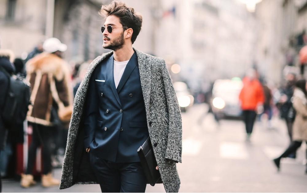 Основной тренд в мужской моде осень-зима 2018–2019 года