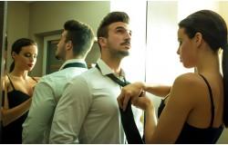 Выбор галстука – извечная мужская проблема