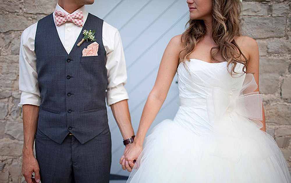 Быть достойным своей невесты или как жениху одеваться на свадьбу