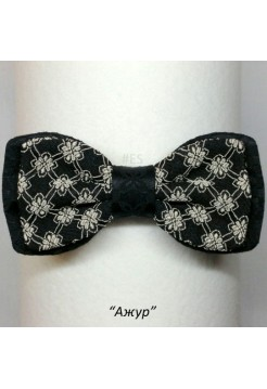Галстук-бабочка АЖУР