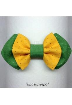 Галстук-бабочка БРАЗИЛЬЕРО