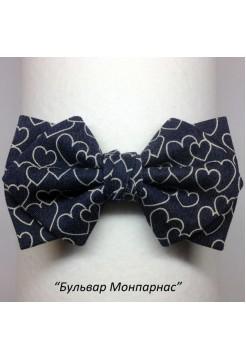 Галстук-бабочка БУЛЬВАР МОНПАРНАСА