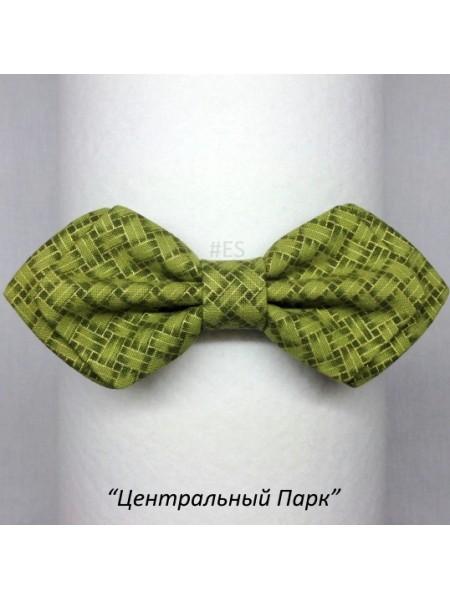 Галстук-бабочка ЦЕНТРАЛЬНЫЙ ПАРК