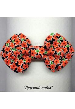 Галстук-бабочка ДЕРЗКИЙ ЛАЙМ