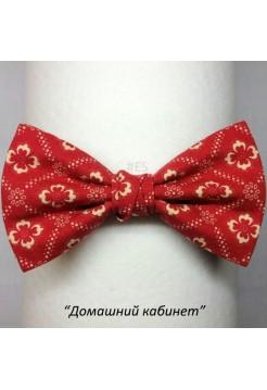 Галстук-бабочка ДОМАШНИЙ КАБИНЕТ