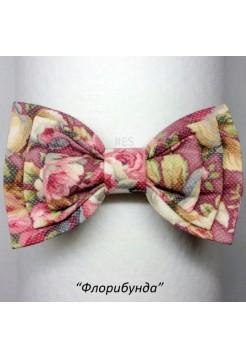 Галстук-бабочка ФЛОРИБУНДА