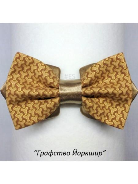 Галстук-бабочка ГРАФСТВО ЙОРКШИР