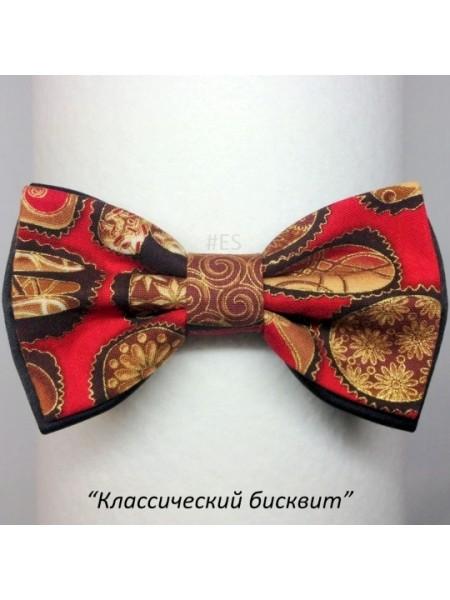 Галстук-бабочка КЛАССИЧЕСКИЙ БИСКВИТ