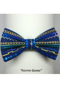 Галстук-бабочка КОСТА-БРАВА