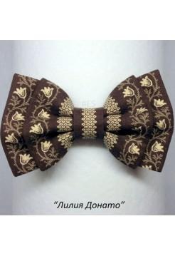 Галстук-бабочка ЛИЛИЯ ДОНАТО