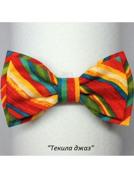 Галстук-бабочка ТЕКИЛА ДЖАЗ
