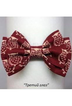 Галстук-бабочка ТРЕТИЙ ГЛАЗ