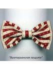 Галстук-бабочка ВИКТОРИАНСКАЯ ЗАЩИТА
